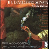 The Developing Sonata / Tripla Concordia