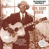 Rev. Gary Davis: Complete Early Recordings