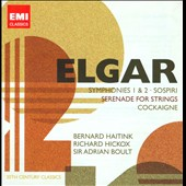 20th Century Classics: Elgar - Symphonies 1 & 2, Etc.