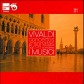 Vivaldi: Concertos & Sonatas Opp. 1-12 Complete