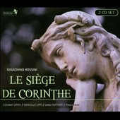 Rossini: Le si&#233;ge de Corinthe / Paolo Olmi. Luciana Serra and Marcello Lippi