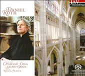 Daniel Roth plays the Cavaillé-Coll at Satin-Ouen