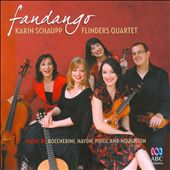 Fandango / Quartets for Guitar & Strings