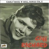 Cliff Richard: Early Rock `n' Roll Songs, Vol. 5
