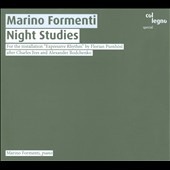 Marino Formenti: Night Studies