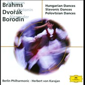 Brahms, Dvor&#225;k, Borodin: Dances