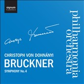 Bruckner: Symphony No. 4 / Dohnanyi, Philharmonia Orch.