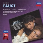 Gounod: Faust / Kiri Te Kanawa, Francisco Araiza, Evgeny Nesterenko, Pamela Coburn and Marjana Lipovsek