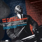 Art Blakey: Complete Concert at Club Saint Germain [Remastered]