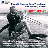 Sound Waves - Mahler, Jacob, Hidas, Grantham / Donald Knaub