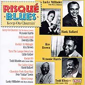 Various Artists: Risque Blues: Keep on Churnin'