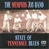 Memphis Jug Band: State of Tennessee Blues