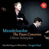 Mendelssohn: The Piano Concertos