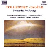 Tchaikovsky, Dvorak: Serenades for Strings