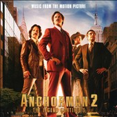 Original Soundtrack: Anchorman 2: The Legend Continues [Music from the Motion Picture]
