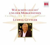 How Lovely Shines the Morning Star - Chorales for Christmastime by Bach, Fasch, Reger, Buxtehude et al. / Ludwig Guttler, trumpet