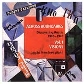 Across Boundaries Vol 1 - Visions / Jascha Nemtsov