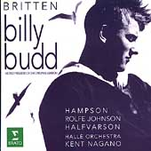 Britten: Billy Budd / Nagano, Hampson, Rolfe-Johnson, et al