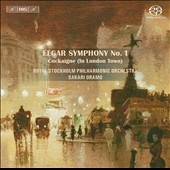 Elgar: Symphony No. 1; Cockaigne (In London Town) Overture / Sakari Oramo