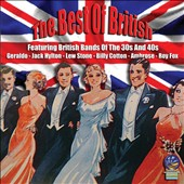 Various Artists: The Best of British