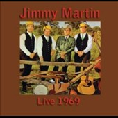 Jimmy Martin (Guitar): Live [Digipak]