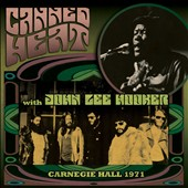 John Lee Hooker/Canned Heat: Carnegie Hall 1971 *