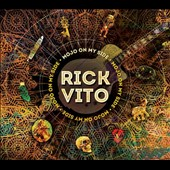 Rick Vito: Mojo on My Side [Digipak]