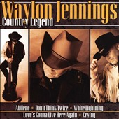 Waylon Jennings: Country Legend [6/16]