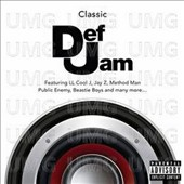 Various Artists: Classic Def Jam [PA] [Digipak]