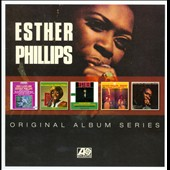 Esther Phillips: Original Album Series [Slipcase] *
