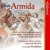 Rossini: Armida / Scimone, Gasdia, Merritt, I Solisti Veneti