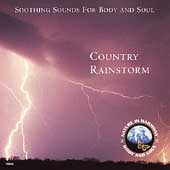 Sounds Of Nature: Country Rainstorm