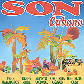 Various Artists: Son Cubano Antologia, Vol. 2