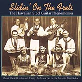 Various Artists: Slidin' on the Frets: The Hawaiian Steel Guitar Phenomenon