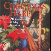 Bruce Kurnow: Christmas Harp: 20 Traditional Favorites