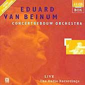 Eduard van Beinem - Live - The Radio Recordings