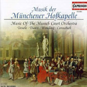 Music of the Munich Court Orchestra - Danzi, Toeschi, et al