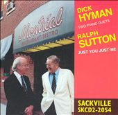 Dick Hyman: Just You, Just Me