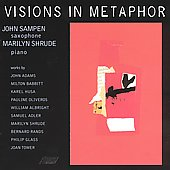 Visions in Metaphor / John Sampen, Marilyn Shrude