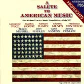 A Salute to American Music - Highlights