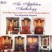 An Appleton Anthology - Seven Pipe Organs built by Appleton