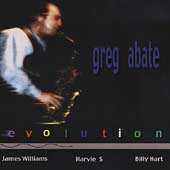 Greg Abate: Evolution