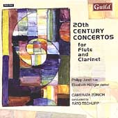20th Century Concertos - Haller, Vogel, et al / Jundt, et al