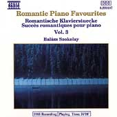 Romantic Piano Favourites Vol 3 / Balázs Szokolay