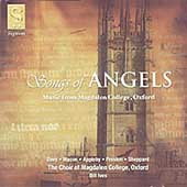 Song of Angels / Bill Ives, Choir of Magdalen College