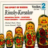 The Spirit Of Russia - Rimsky-Korsakov Orchestral Suites