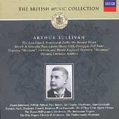 The British Music Collection - Sullivan: Lost Chord, etc