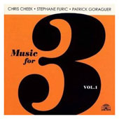 Stephane Furic: Music for 3, Vol. 1 *