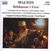 Walton: Belshazzar's Feast / Daniel, Purves, Lindley, et al