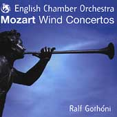 Mozart: Wind Concertos / Gothoni, English Chamber Orchestra